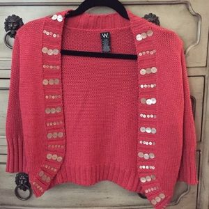 Sweaters - Beautiful Sweater with gold design